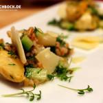 Rezept Artischocken Spargel Linsen Salat von Kochbock.de
