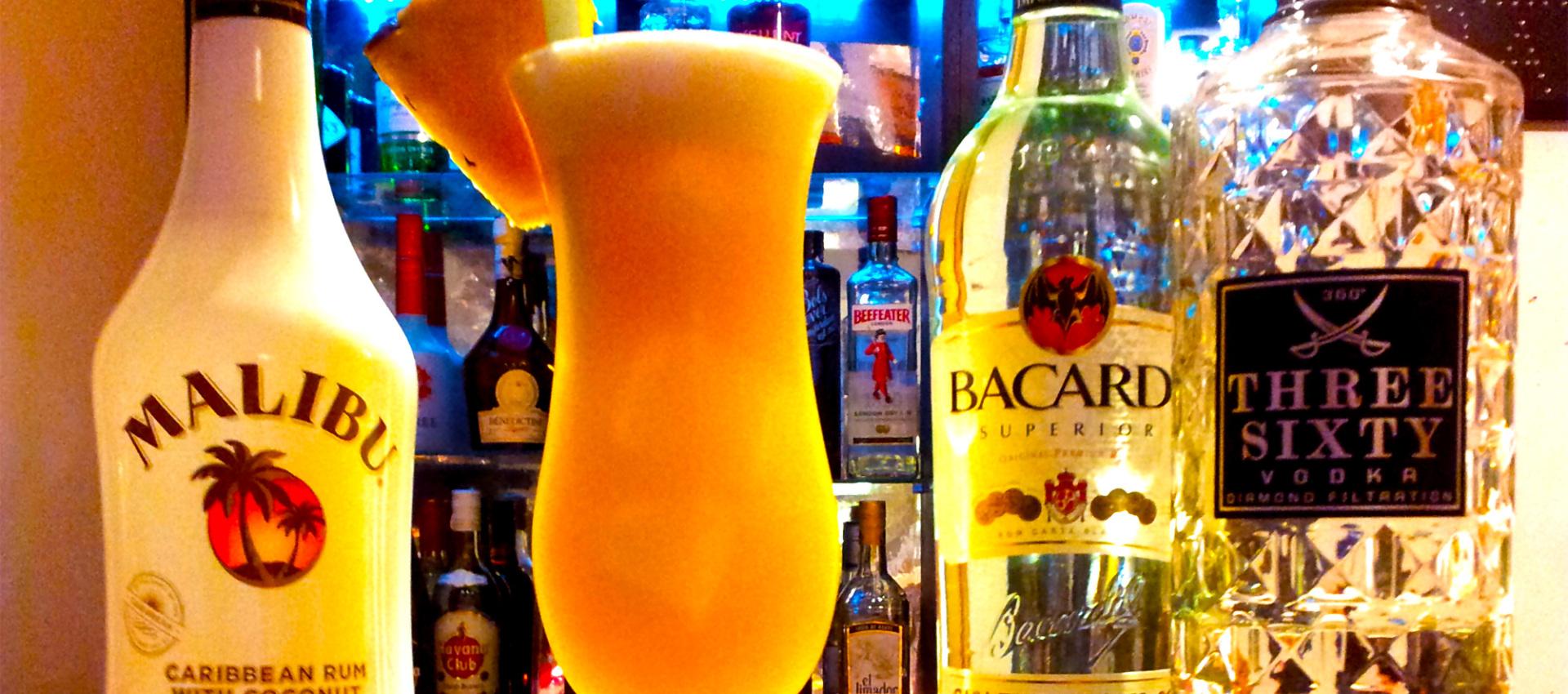 Cocktail Rezept Banana Dream - Kochbock.de