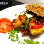 Rezept knuspriger Chicken Burger - Kochbock.de
