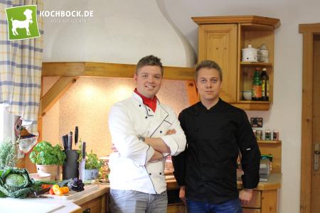 Die Autoren von Kochbock.de - Tobi & Andi