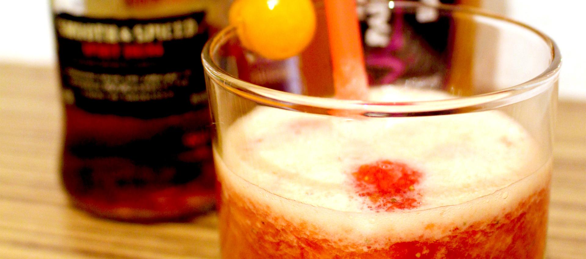 Rezept fruchtiger Cocktail Like200 mit Bacardi Oakheart - Kochbock.de