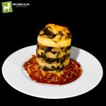 Rezept für Sellerie Mangold Lasagne - Kochbock.de