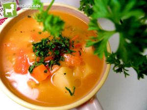 Rezept italienische Minestrone - kochbock.de