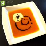 Rezept schnelle leckere Kürbissuppe - Kochbock.de