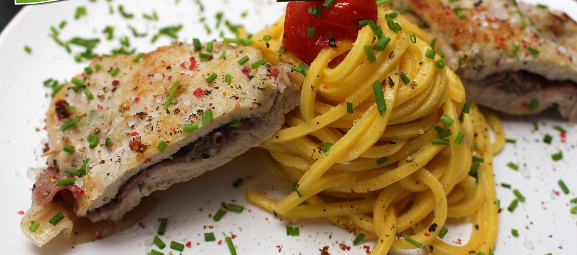 Rezept original italienisches Saltimbocca - Kochbock.de