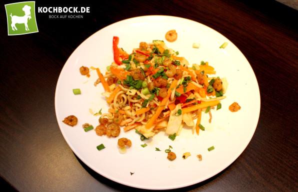 Rezept Asia Thai Salat von Kochbock.de