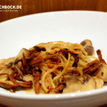 Rezepte Pasta alla Tetrazzini mit Pfifferlingen & Champignons - KochBock.de