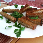 Rezept Bärlauch Pesto von Kochbock.de