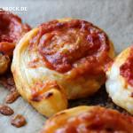 Rezept für Schinken Käse Gebäck von KochBock.de