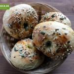 Rezept für Selbstgemachter Bagel von KochBock.de