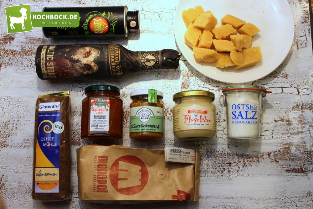 Rezept Ostseepaket-Übersicht von KochBock.de