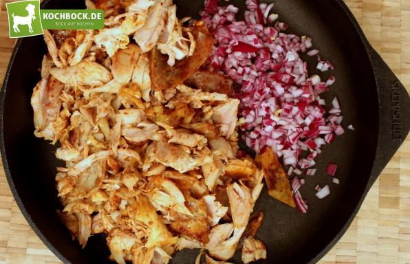 Rezept Pulled Chicken von KochBock.de