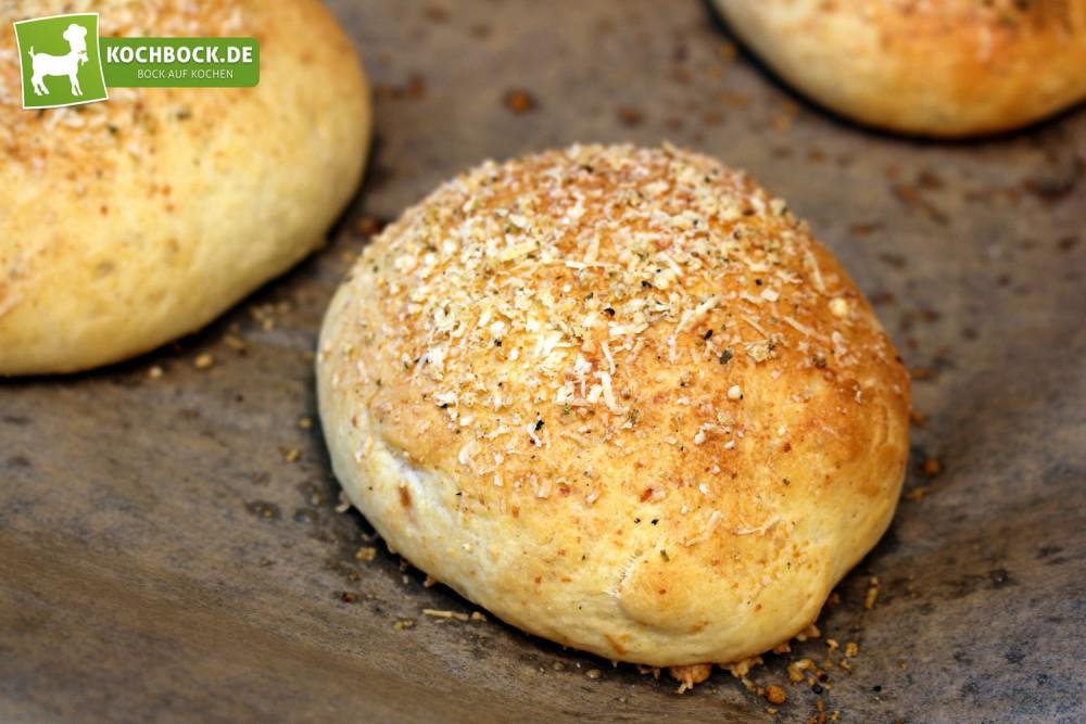 Rezept für Parmesan Buns von KochBock.de
