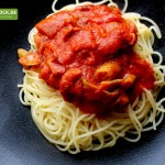 Spaghetti all Amatriciana bei KochBock.de