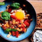 Rezept für ein Sportlerfrühstück von KochBock.de