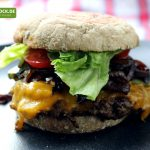 Rezept für einen Rinderfilet Burger von KochBock.de