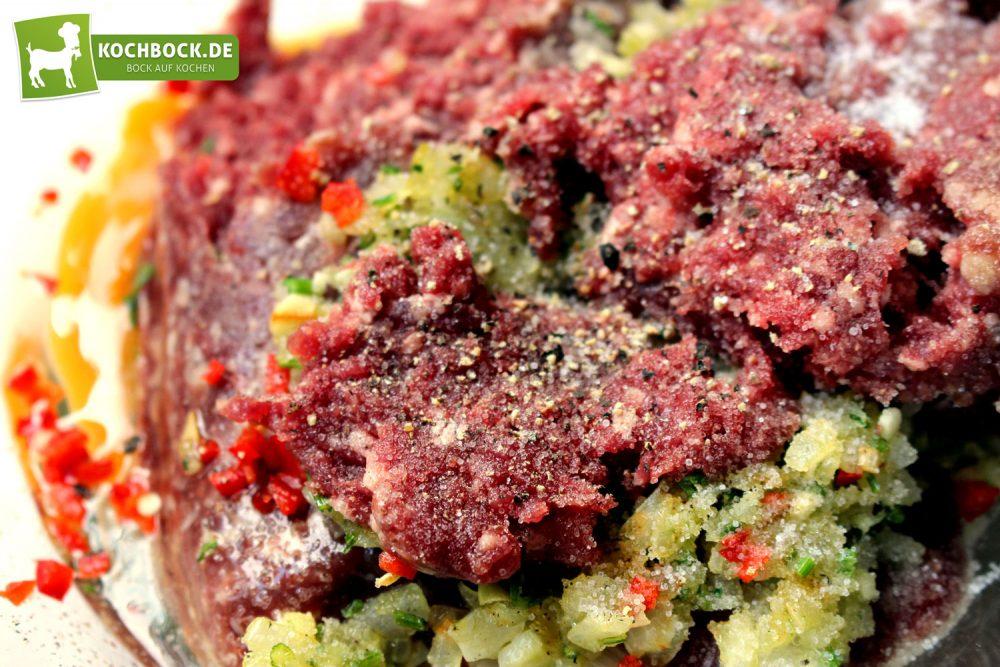 Rezept für spanische Albondigas von KochBock.de - Zutaten